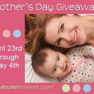 Mother's Day Giveaway 2012