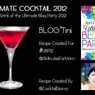 UBP12 Ultimate Cocktail – BLOG'tini