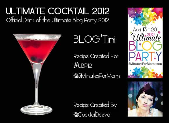 UBP12 Ultimate Cocktail