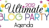 Ultimate Blog Party 2012 – Tips & Tricks