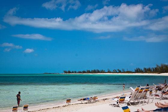 Disney Castaway Cay - Serenity Bay