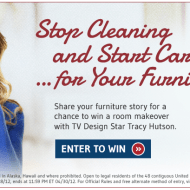 Guardsman: Stop Cleaning Start Caring Sweepstakes