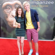 Disneynature's Chimpanzee Red Carpet Premiere and Movie Review