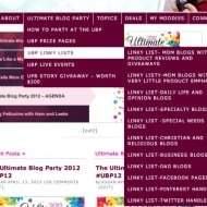 Are You Listed In The #UBP12 Blog Link Directory?