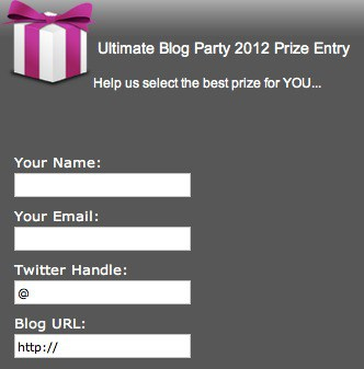 ubp prize entry form