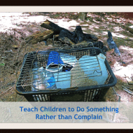 Tackle it Tuesday~ Teach Children to Do Something