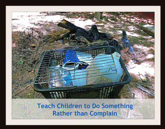 Teach Children To Stop Complaining