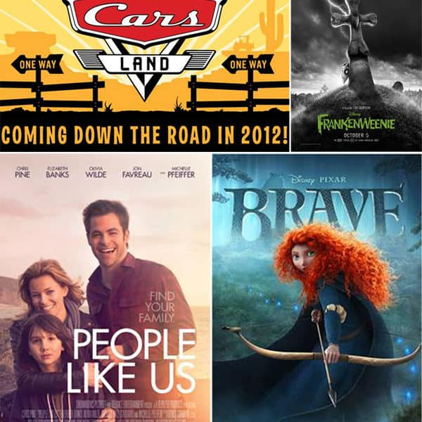 Experience BRAVE and CARS LAND With Me #BraveCarsLandEvent
