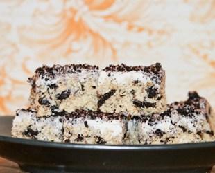Cookies and Cream Rice Crispy Treat Recipe