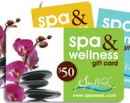 Mothers's Day Giveaway 2012- Spaweek $50 Giftcard (2 winners)