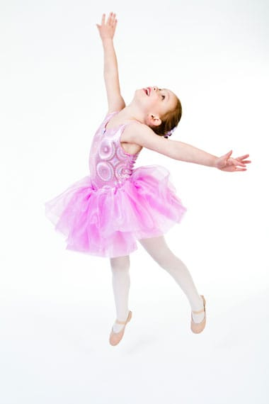 Wordless Wednesday - Olivia Ballet