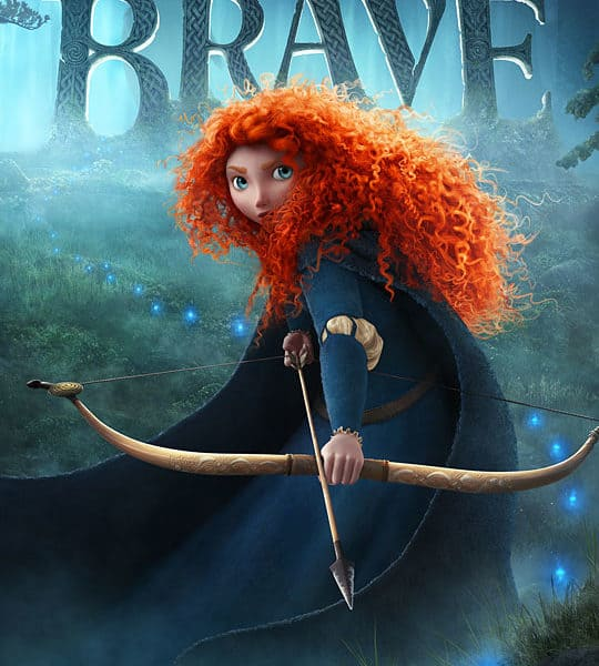 Disney/Pixar's BRAVE Review #BraveCarsLandEvent