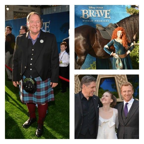 Brave Stars Premiere Collage