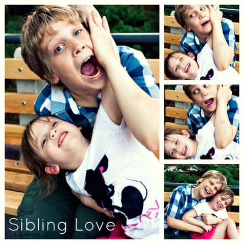 children-brother-sister