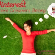 Pin It Friday – Where Dreamers Belong