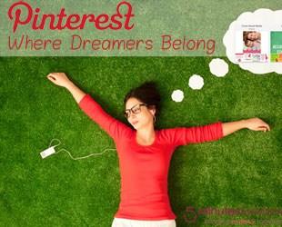 Pin It Friday – Where Dreamers Belong