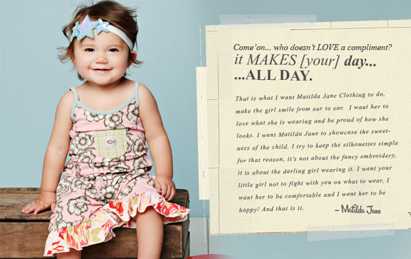 9fe7d84e9 Matilda Jane Clothing - The Way Clothes Should Make You Feel (Review and  Giveaway) - 5 Minutes for Mom