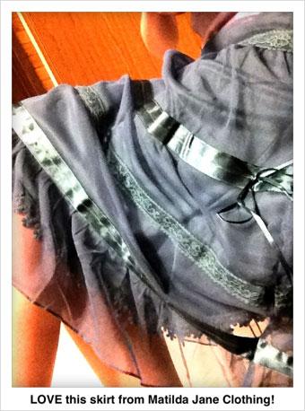 Matilda Jane Clothing - Josie Skirt