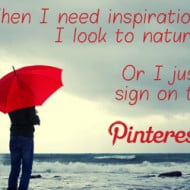Pin It Friday – Find Your Inspiration