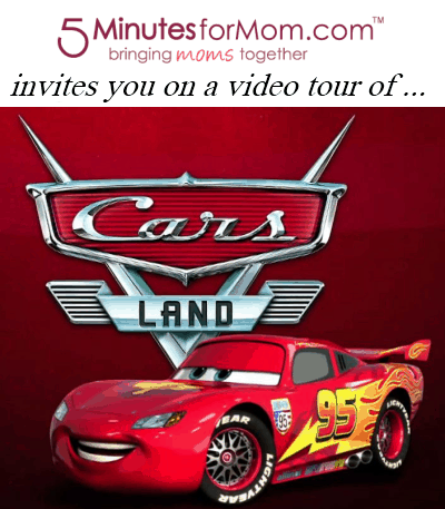 video tour invite cars land