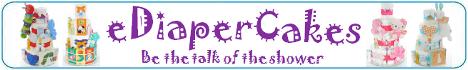 eDiaperCakes Logo