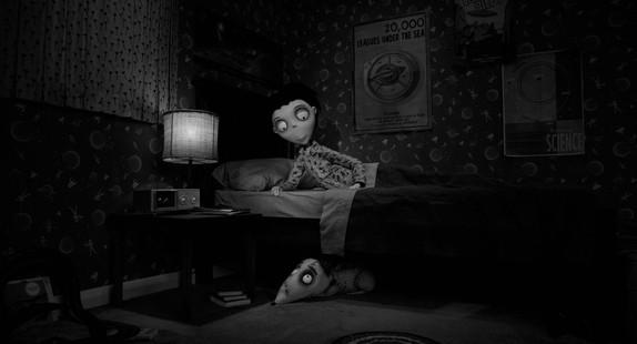 Tim Burton's Frankenweenie – Fall's Must-See Movie