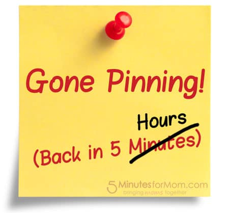 Pin It Friday – Gone Pinning