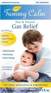 Tummy Calm: Pure & Natural Gas Relief for Children