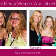 Quick, Tell Me Three Bloggers Who Influence You…