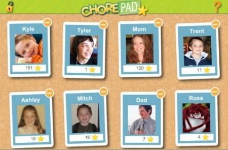 Introducing the Chore Pad HD App