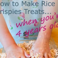 How To Make Rice Krispies Treats…