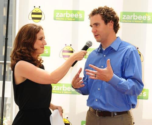 Liz Gumbinner Dr Zak Zarbock