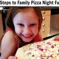 4 Steps To A Fun Family Night