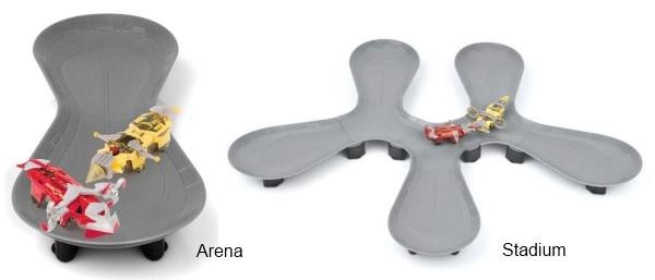 Hexbug Warriors Battle Arena and Battle Stadium