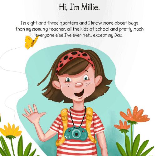 Millie - The Pest Detectives