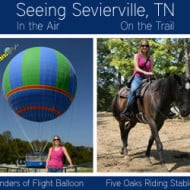 Seeing Sevierville, Tennessee