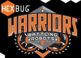 hexbug warriors logo