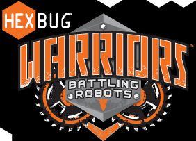 hexbug warriors logo