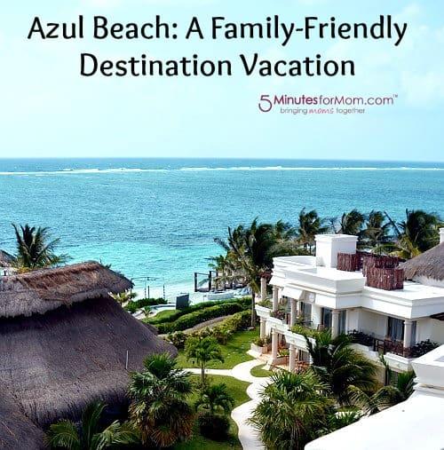 pinnable Azul Beach a Family Friendly Destination Vacation