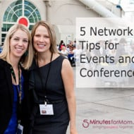 When You Know No One — 5 Networking Tips for Events and Conferences