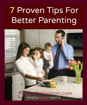 7 proven tips for parenting pin