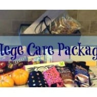 Tackle it Tuesday: College Care Package Creation
