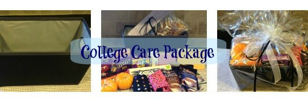 How To Create A College Care Package