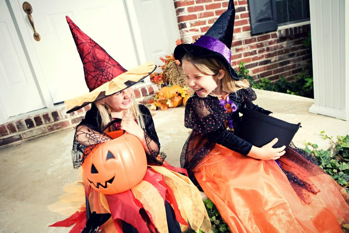 Halloween Trick or Treating Safety