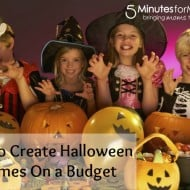 How to Create Halloween Costumes on a Budget