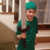 Tackle It Tuesday: The Legend Of Zelda Halloween Costume