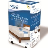 "Kohl's and Sleep Innovations Partner to Bring You ""Mattress in a Box"" (Gel-Memory Foam Mattress)"