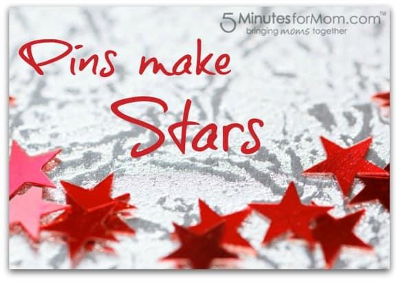 Pins Make Stars