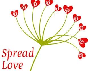 Pin It Friday – Spread Love