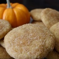 Pumpkin Spice: Pumpkin Snickerdoodles! #Recipe